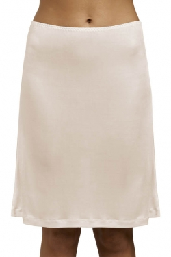 Silk Jersey Half Slip