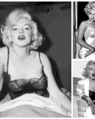 31.08.15 – What would Marilyn wear to bed?