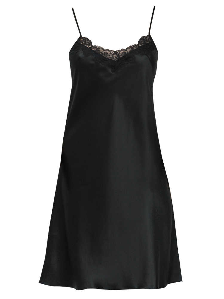 Beautiful Silk Lace Chemise