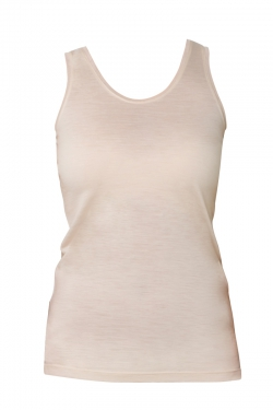 Wool Cashmere Tank
