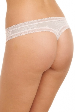 Lace Softies Thong