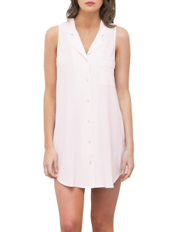 Piped Modal Nightdress