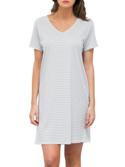 Stripe T-Shirt Nightdress