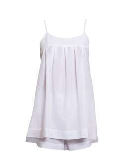Pure Cotton Voile Camisole