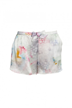 Beautiful Silk Woven Short