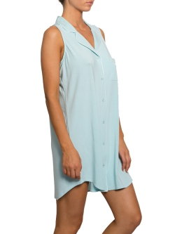 Piped Modal Nightdress