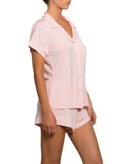 Piped Modal Short PJ Set