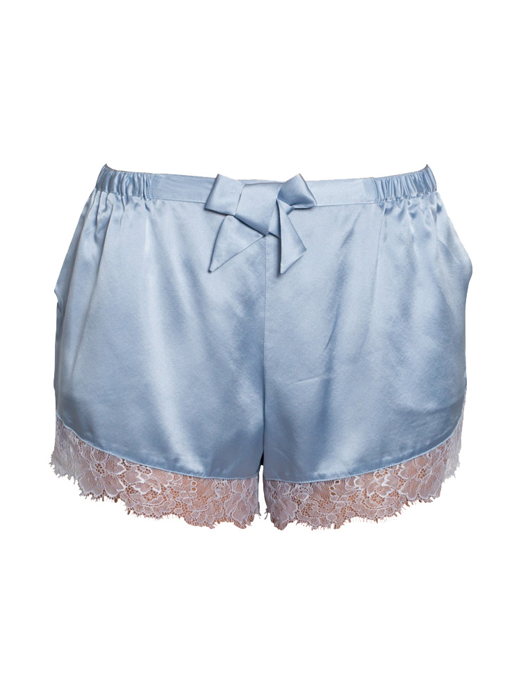 Silk and Lace Short