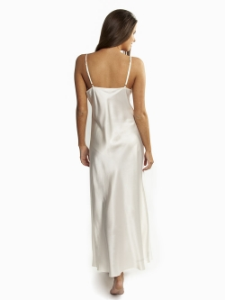 Beautiful Silk Long Slip