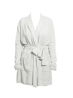 Pure Cashmere Robe – Short