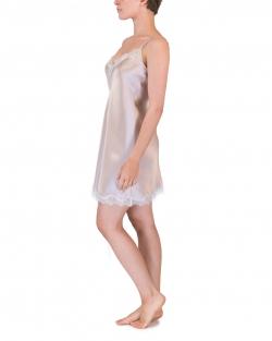 Silk Lace Chemise