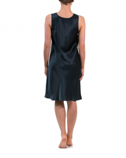 Mono Silk Short Nightdress