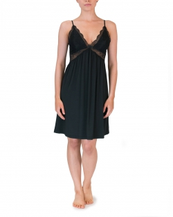 Butterfly Modal Short Nightdress