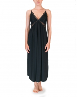 Butterfly Modal Long Nightdress