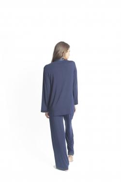 Silk Trim Premium Modal PJ Set