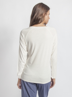 Harmony Raglan Long Sleeve Top