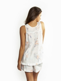 Light Cotton Silk PJ Set