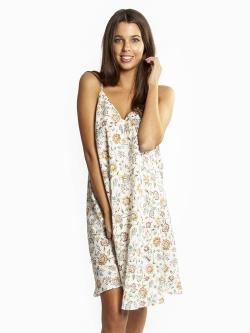Liberty Linen Cotton Nightie