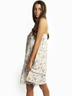 Liberty Linen Cotton Nightie
