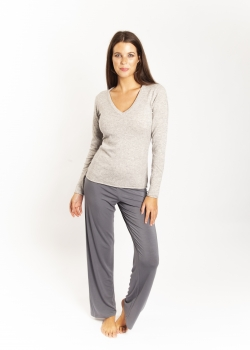 Cashmere Lounge Top LL326