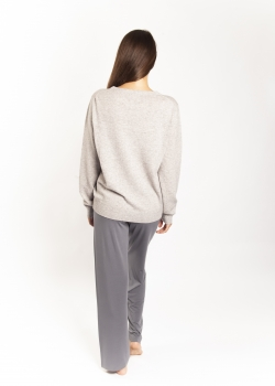 Lounge Top Cashmere Wool