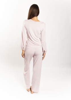 La Femme Premium Modal PJ Pant