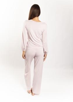 La Femme Premium Modal PJ Top