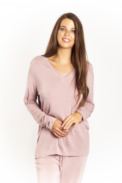 Eco Bamboo Sleep Top