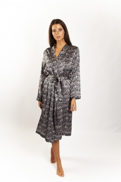 Liberty Silk Robe