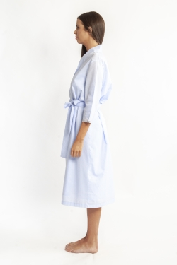 Cotton Spot Robe