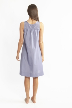 Cotton Silk Nightdress LL524